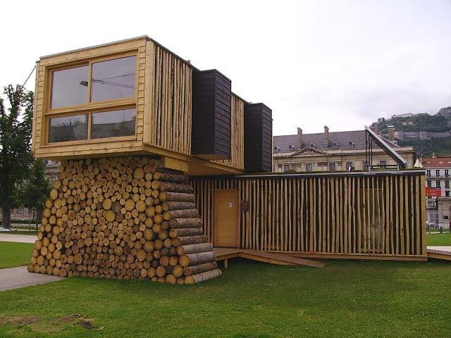 Les Nouals : une maison «total écolo»