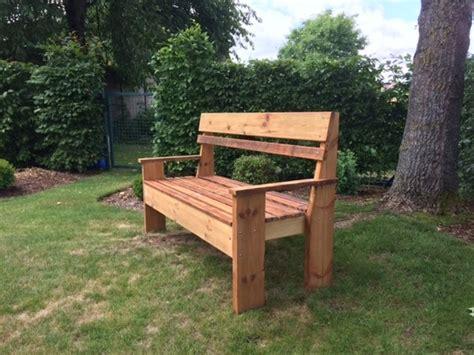 Fabriquer un banc en bois en sept étapes