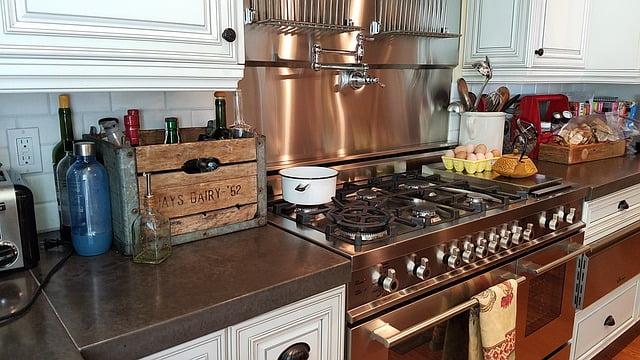 Les pianos de cuisson, pour une cuisine haut de gamme