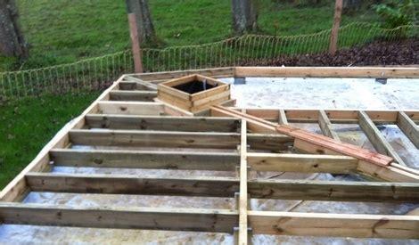 Construisez votre terrasse en bois «clipé»