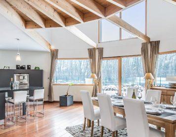 Maison de Cèdre, 1ier constructeur ossature bois certifié NF HQE