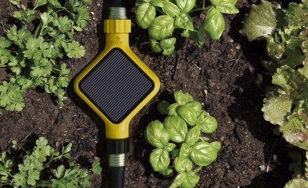L'accessoire iPhone Edyn pour devenir un pro du jardinage