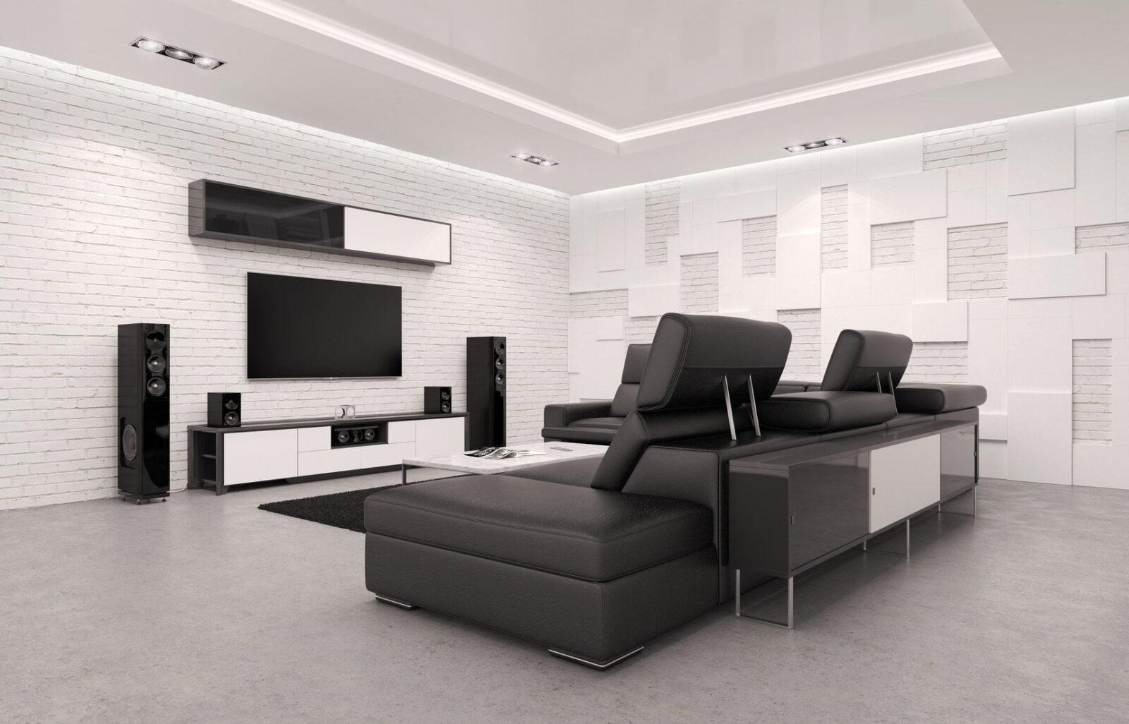 La mousse acoustique dans une habitation