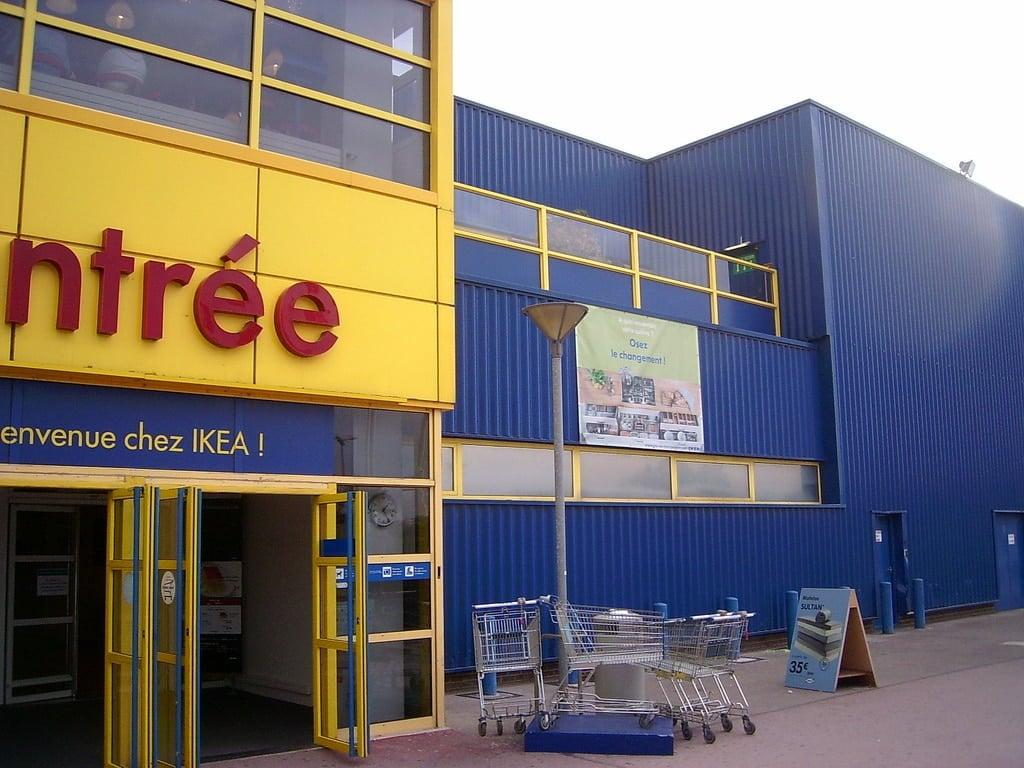 Ikea Marseille Vitrolles Entrance (323078880)