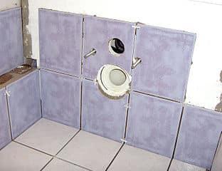 Choisir du carrelage pour les petites salles de bains