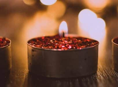 Comment utiliser les bougies en décoration