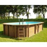 Procéder au montage d'une piscine bois sunbay en 5 étapes : voici comment !