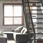 Un loft new-yorkais grâce à des meubles personnalisés